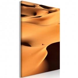 Cuadro - Hot Sand (1 Part) Vertical
