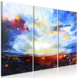 Cuadro - Colourful Sky (3 Parts)