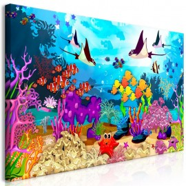 Quadro - Underwater Fun (1 Part) Wide