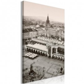 Cuadro - Cracow: Cloth Hall (1 Part) Vertical