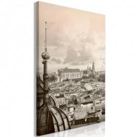 Cuadro - Cracow: Royal Castle (1 Part) Vertical