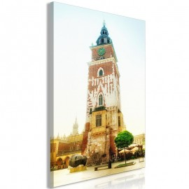 Cuadro - Cracow: Town Hall (1 Part) Vertical