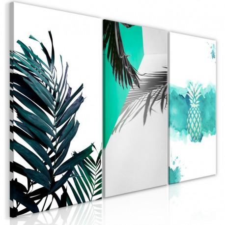 Cuadro - Palm Paradise (3 Parts)