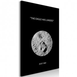 Cuadro - The Eagle Has Landed (1 Part) Vertical