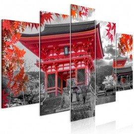 Quadro - Kyoto, Japan (5 Parts) Wide
