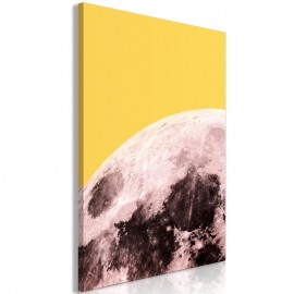 Cuadro - Sunny Moon (1 Part) Vertical