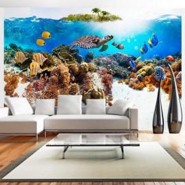 Fotomural autoadhesivo - Arrecife de coral