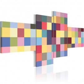 Quadro - Estética de cores
