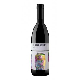 Vino El Miracle Art 2011 Tinto 75 Cl.