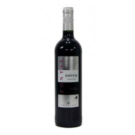 Vino Fontal Crianza 2008 Tinto 75 Cl.