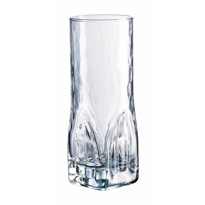 Vaso cristal alto quartz durobor vasos vidrio quartz - Vasos grandes cristal ...