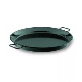 Paelleras cl sicas en hierro paelleras de acero cristal - Paellera de hierro ...