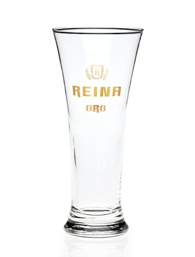Copa de cerveza serigrafía logotipo